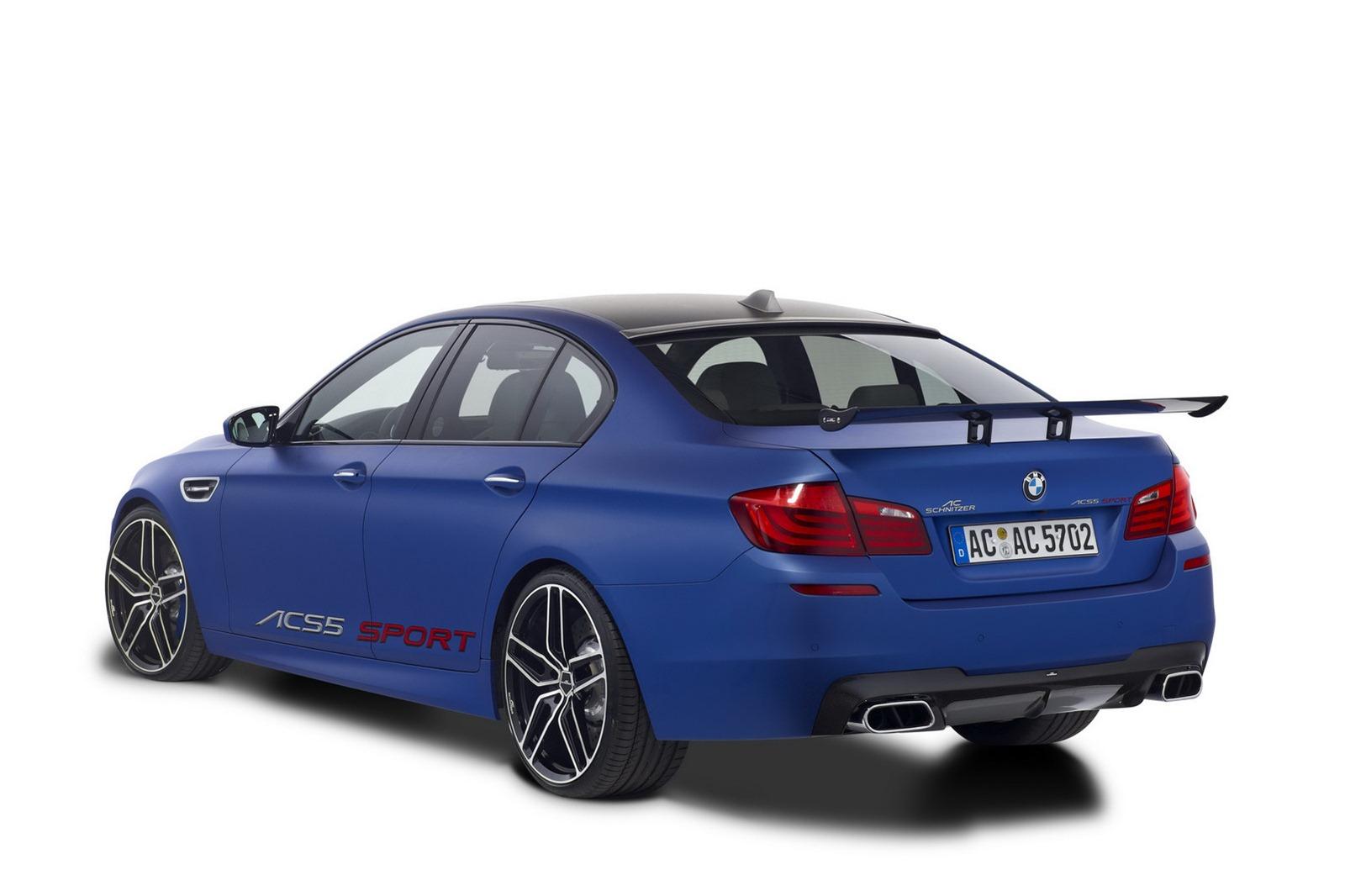 AC Schnitzer ACS5 F10 BMW M5