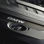 BMW 525d engine