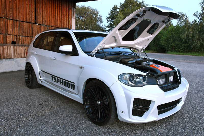 BMW X5 by G-Power