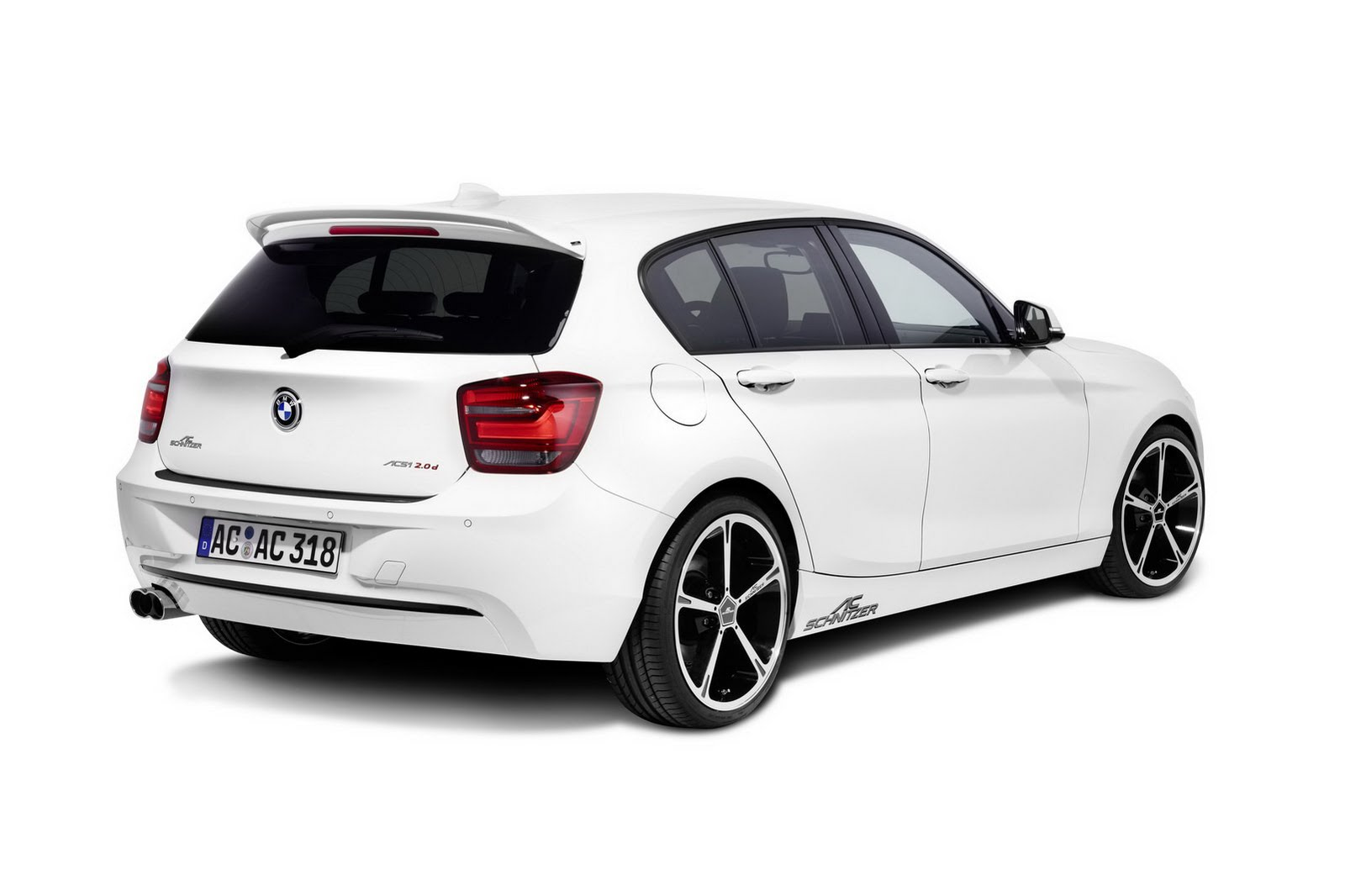 bmw 1 series available in ac schnitzer flavor bmw car tuning. Black Bedroom Furniture Sets. Home Design Ideas
