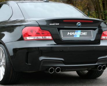 Hartge BMW 1 Series M Coupe