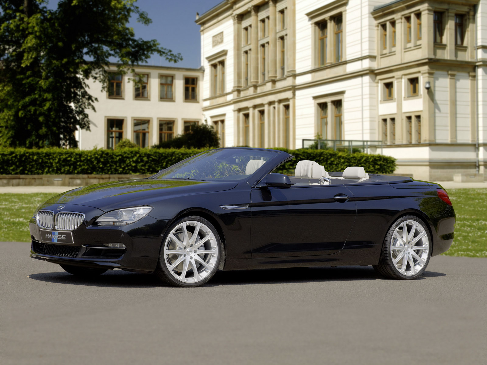 Hartge BMW 6 Series Cabrio