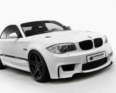 Prior Design BMW 1 Series kit