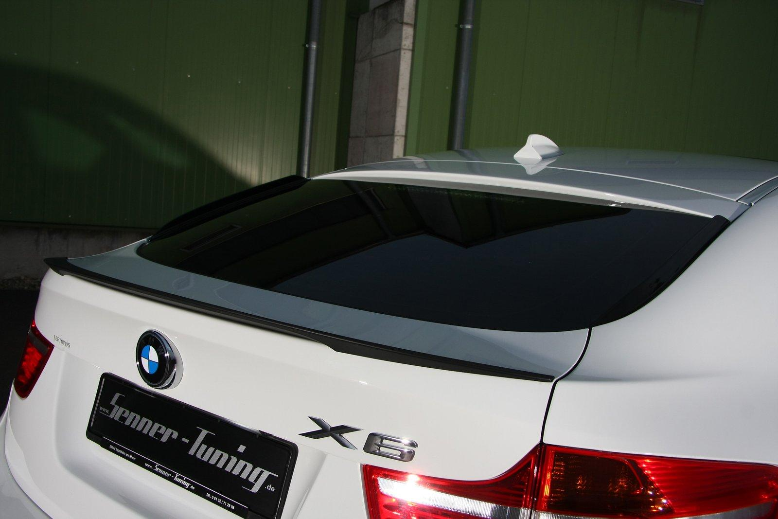 Senner Tuning BMW X6 xDrive40d
