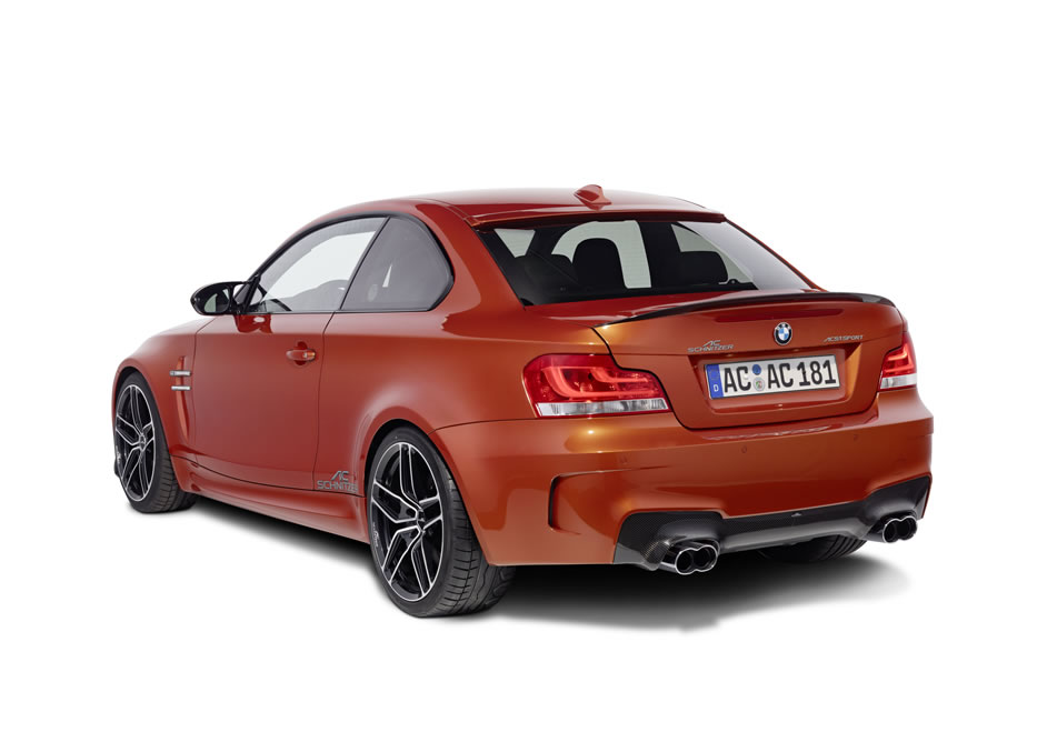 AC Schnitzer ACS1 BMW 1 Series M Coupe