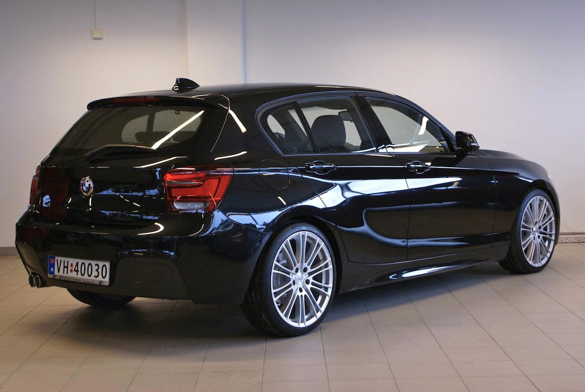 F20 BMW 1 Series by Hartge