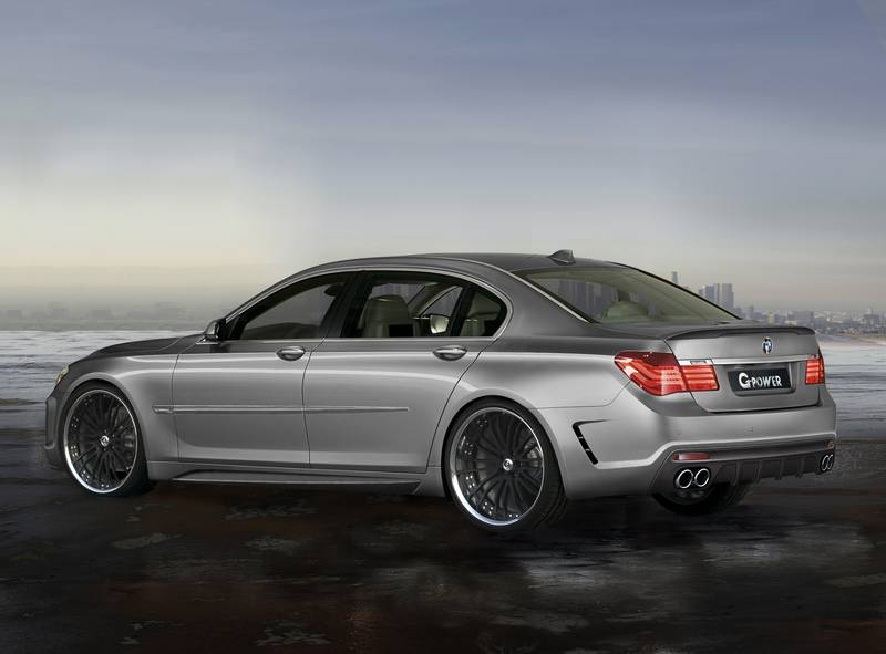 G-Power BMW 760i Storm