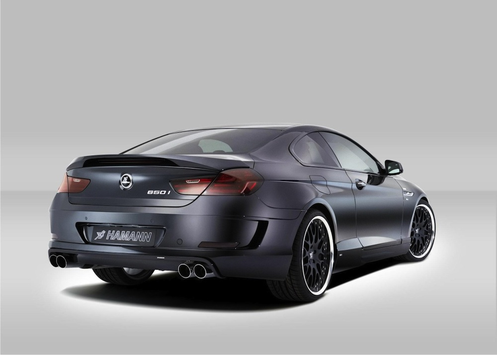 Hamann F12 13 BMW 6 Series