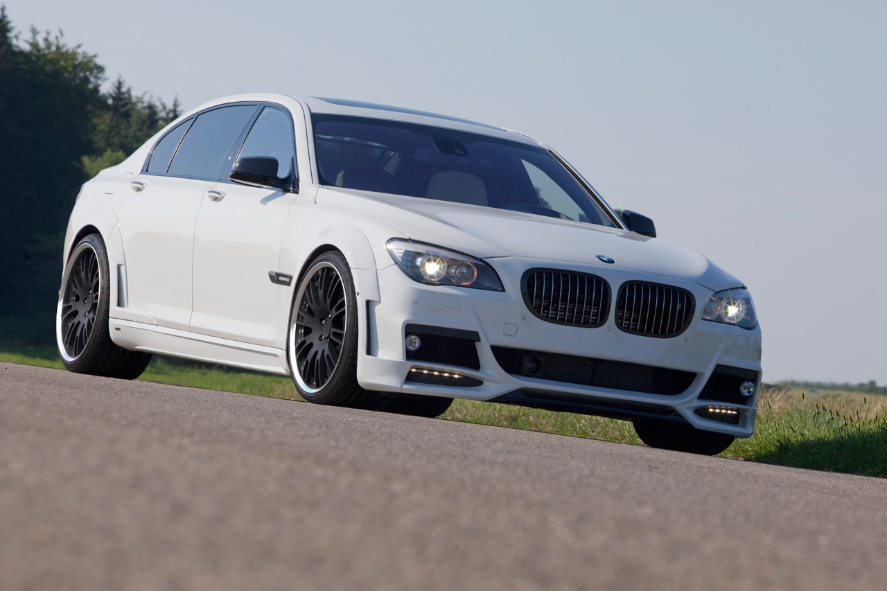 Lumma Design BMW 7 Series