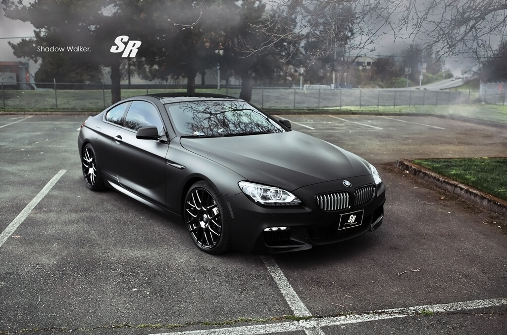 Sr Auto Group Creates F12 Bmw 650i Shadow Walker Bmw Car Tuning