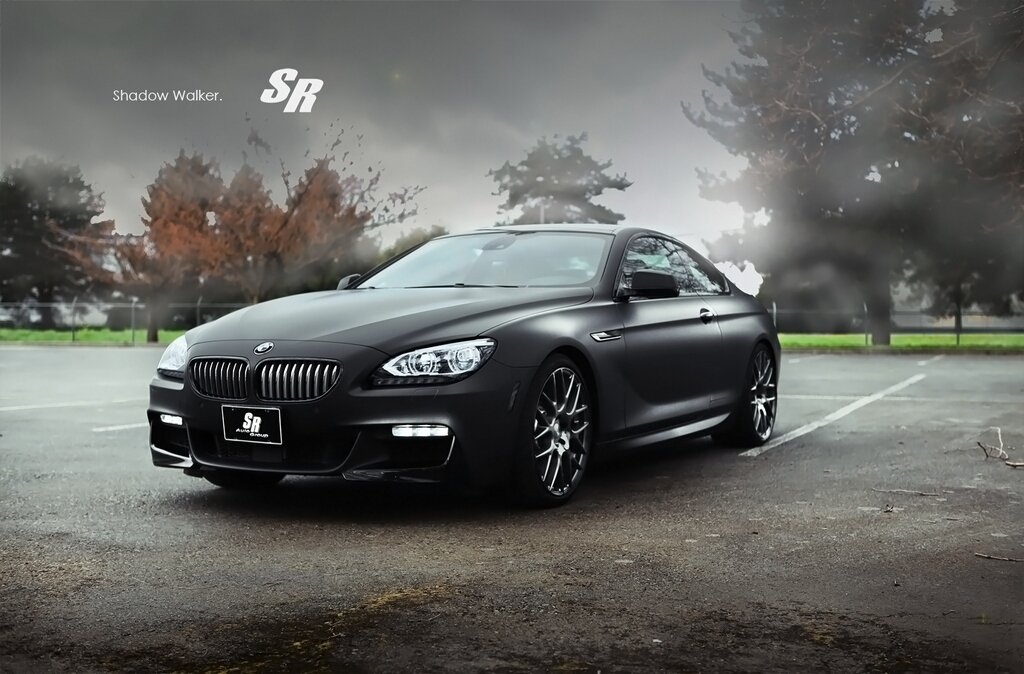 SR Auto Group BMW 650i Shadow Walker
