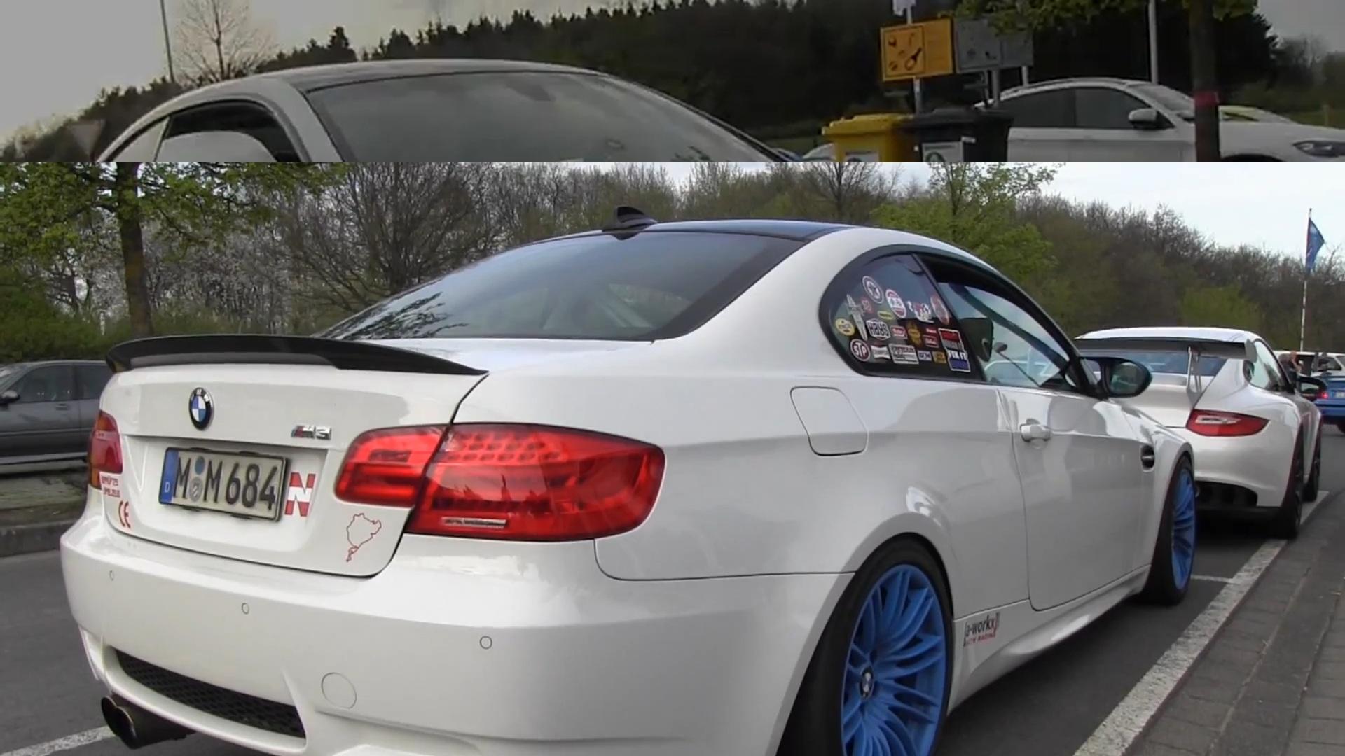 Akrapovic BMW M3