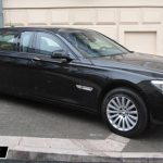 Armortech BMW 760 XLi High Security