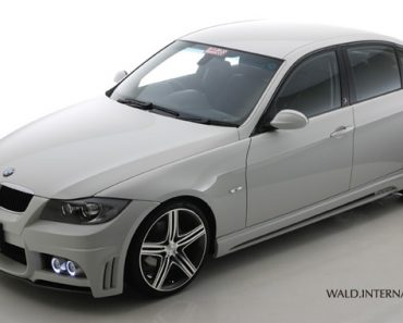 BMW 3 Series by Wald International