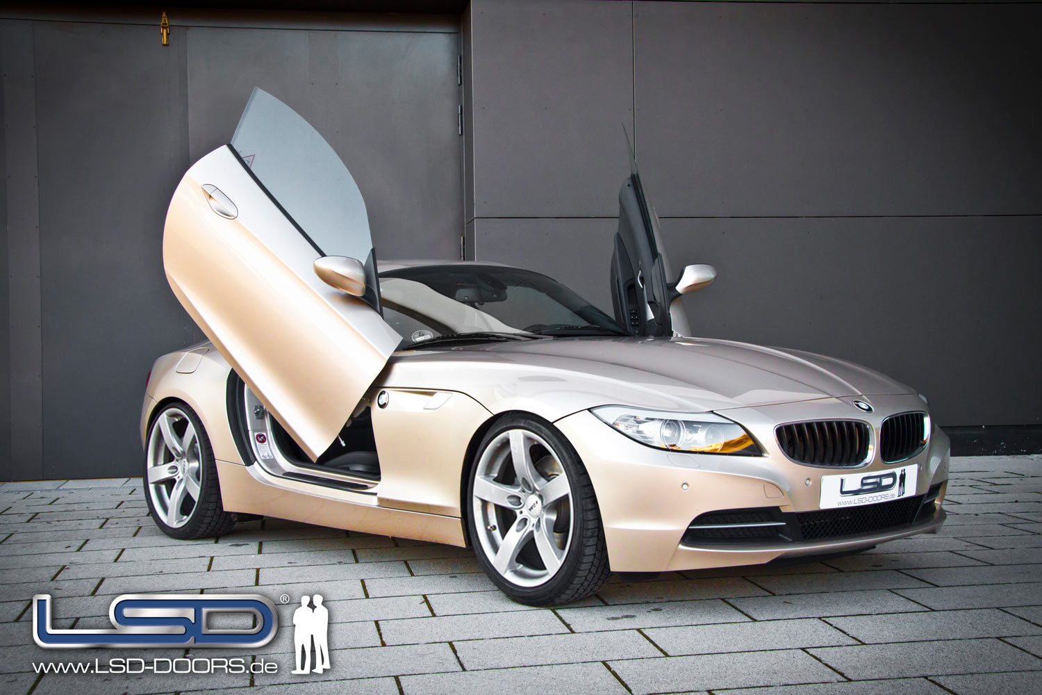 Lsd Tuning Give Bmw Z4 A New Edge Bmw Car Tuning
