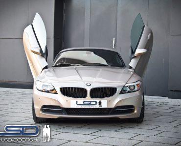LSD Tuning BMW Z4