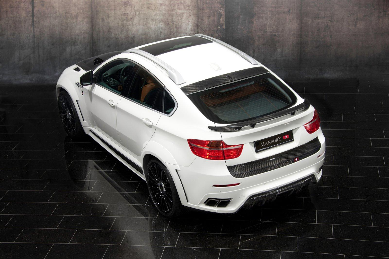 Lessons Of The Past Mansory Bmw X6 M Bmw Car Tuning
