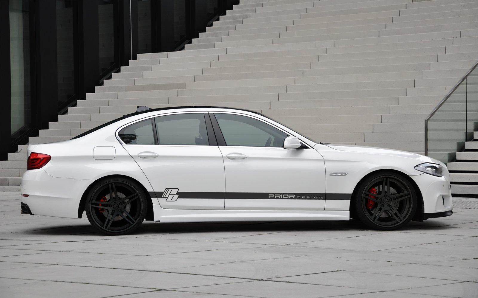Prior Design BMW 5 Series