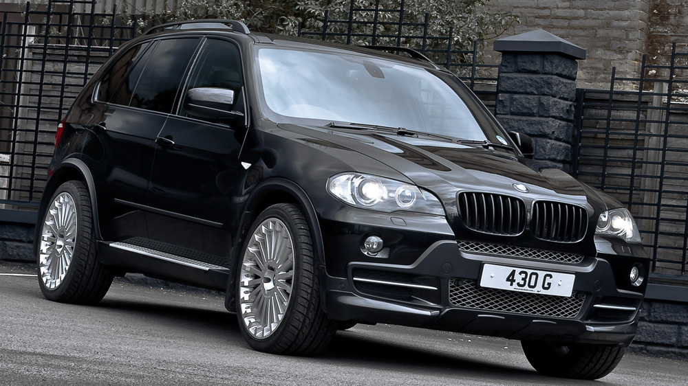 Project Kahn BMW X5 xDrive30d