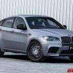 Schmidt Revolution BMW X6 and X6 M wheels
