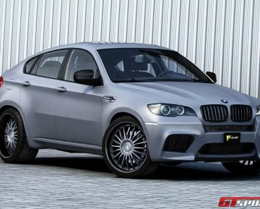 Schmidt Revolution BMW X6 and X6 M wheels