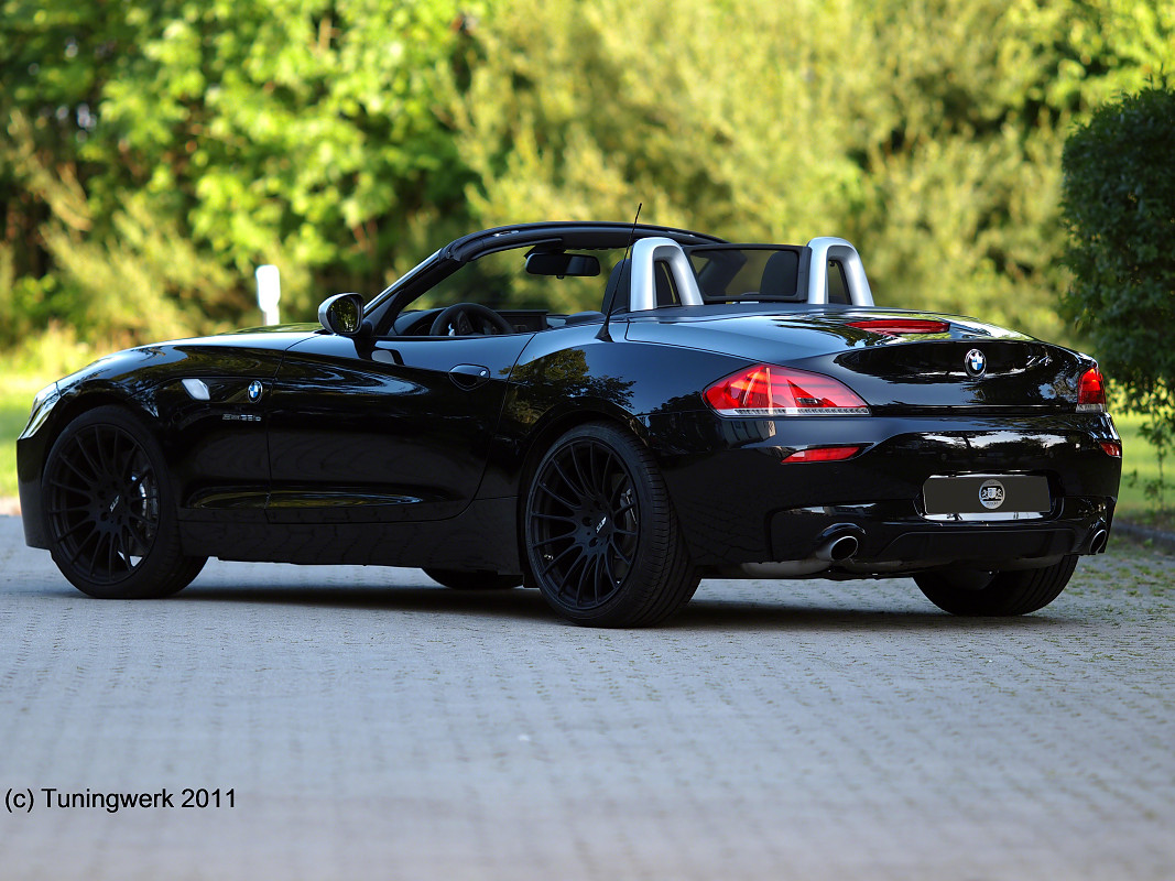 Tuningwerk S Nr Z4s Is A Stealth Bmw Z4 Bmw Car Tuning