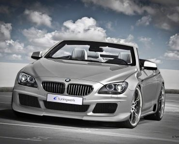 Tuningwerk NR6M BMW 6 Series