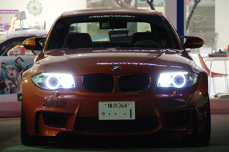 BMW 1M Coupe by Studie AG Japan