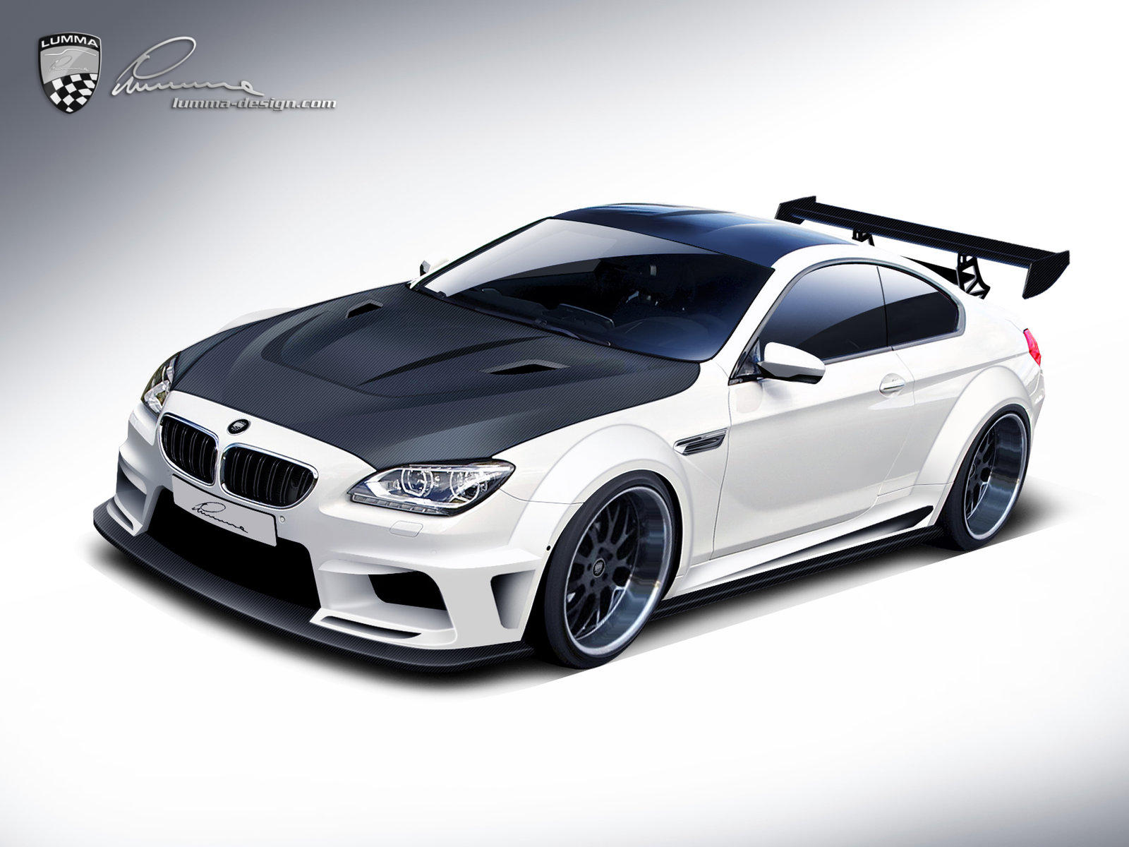 BMW M6 CLR by Lumma Design
