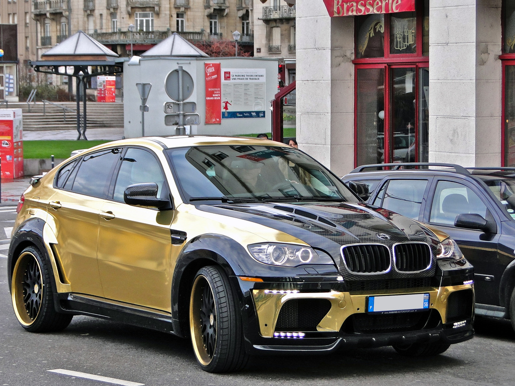 BMW X6 Hamann Supreme