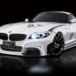 BMW Z4 White Wolf by Rowen Japan