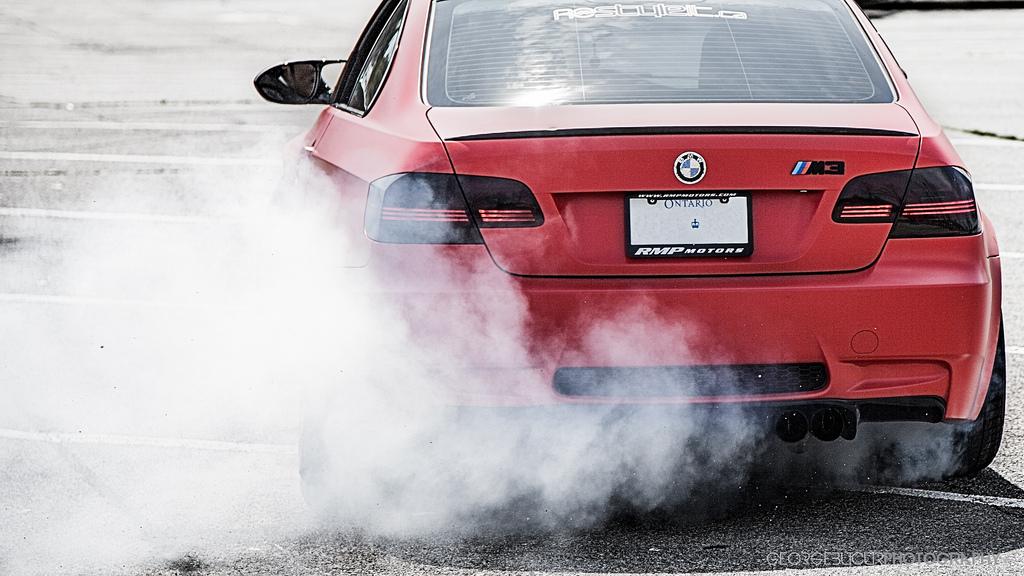 Custom E92 BMW M3