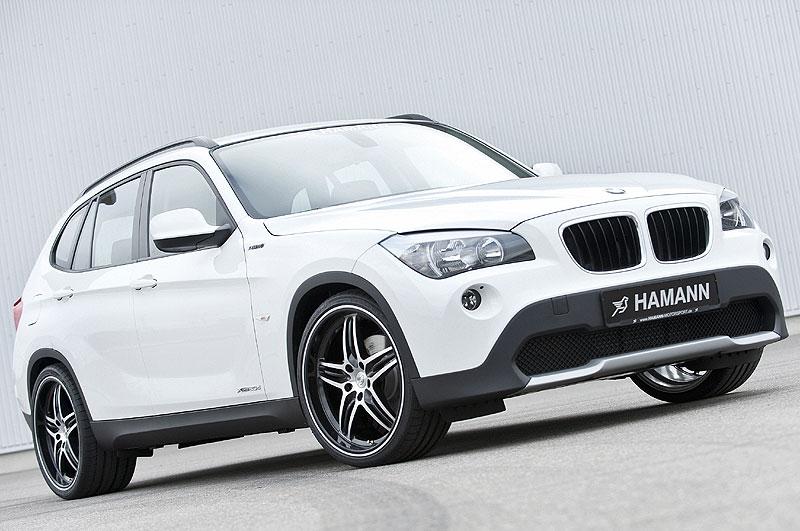 Hamann BMW X1 Tuning | BMW Car Tuning