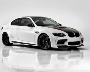 Vorsteiner GTRS5 BMW M3 E92