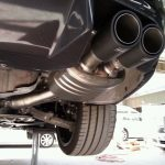 3D Design Akrapovic BMW M5