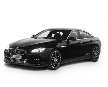 AC Schnitzer BMW 6 Series Gran Coupe