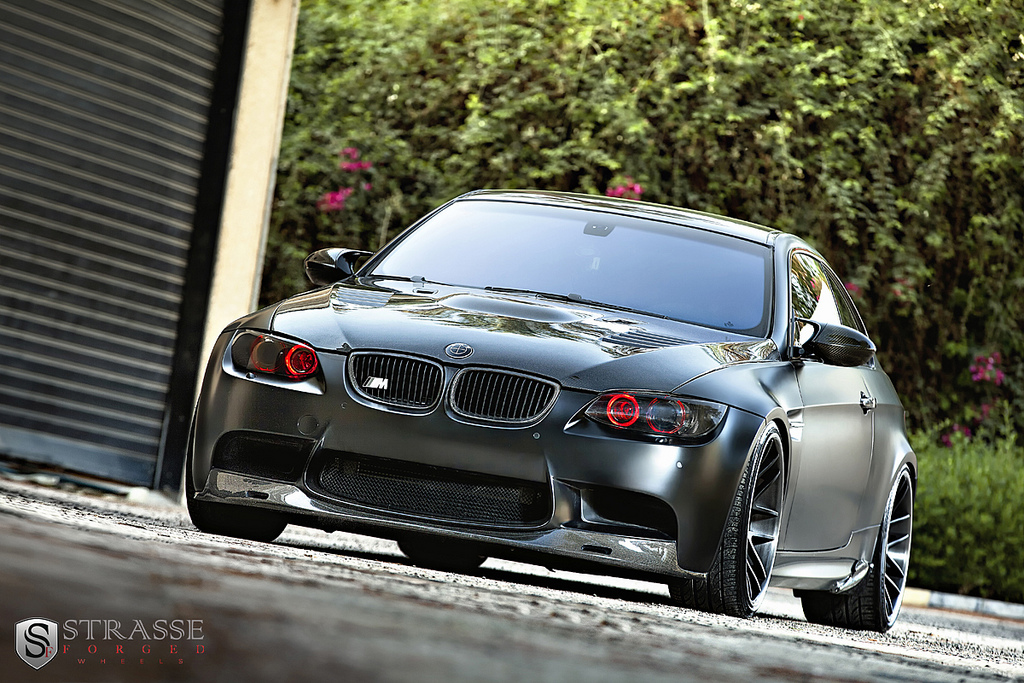 Active Autowerke Creates Custom E92 Bmw M3 Bmw Car Tuning