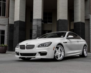 BMW 6 Series Modulare Wheels