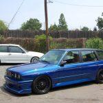 Custom E30 BMW M3 Touring