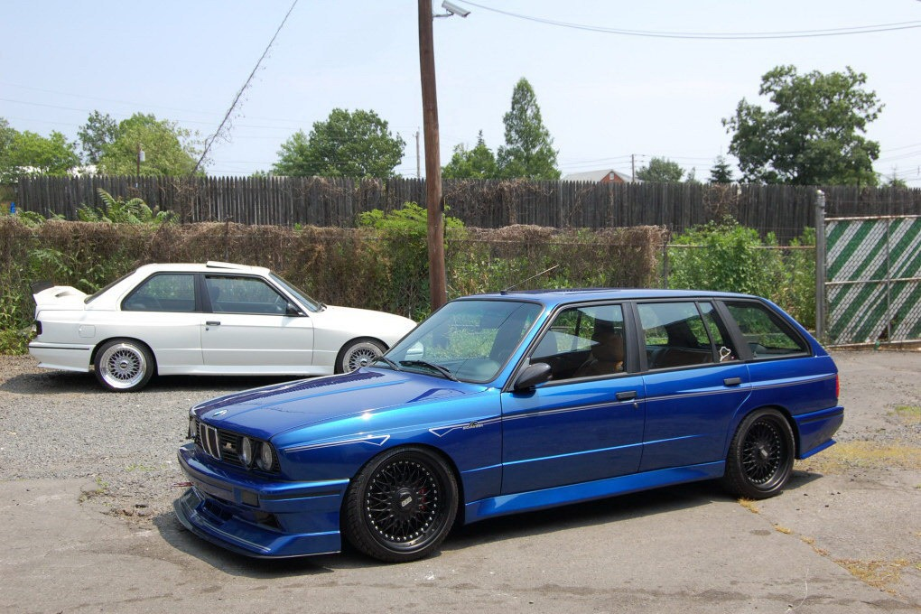 Custom E30 BMW M3 Touring