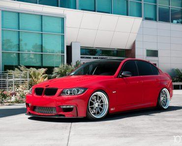 E90 BMW 335i tuning