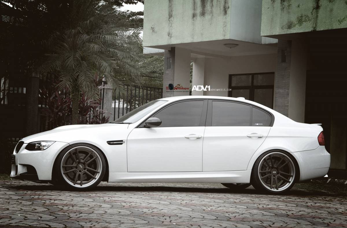 E90 BMW M3 ADV Wheels