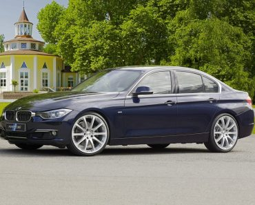 F30 BMW 328i by Hartge