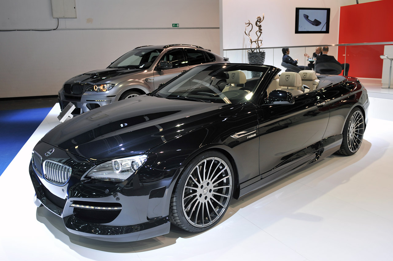 hamann f13 bmw 6 series convertible bmw car tuning. Black Bedroom Furniture Sets. Home Design Ideas