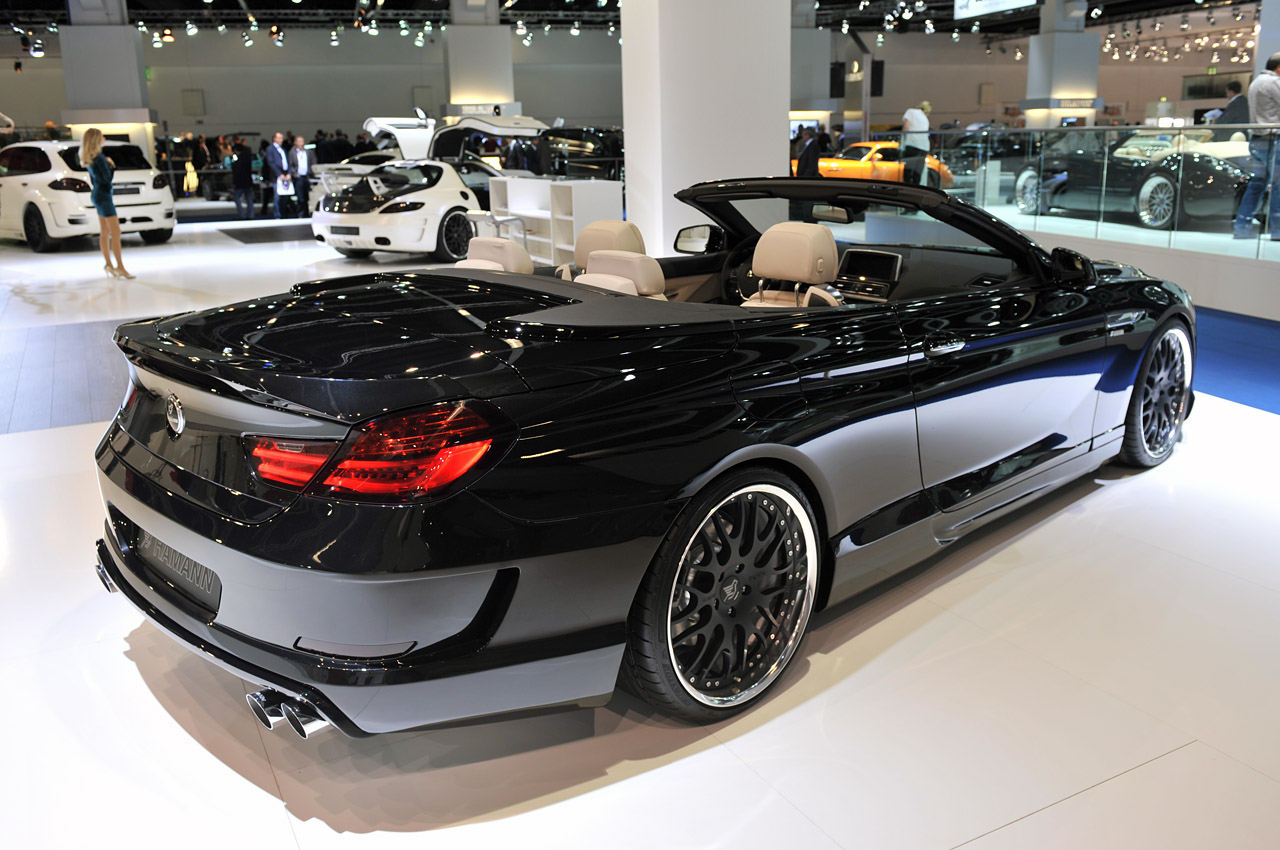 Hamann F13 BMW 6 Series Convertible