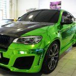 Hulk BMW X6 M (1)