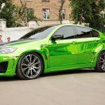 Hulk BMW X6 M (8)