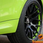 Hulk's Lime Green BMW 1M (10)
