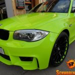 Hulk's Lime Green BMW 1M (13)