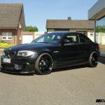 Manhart Racing MH1 S-Biturbo BMW 1 Series M Coupe